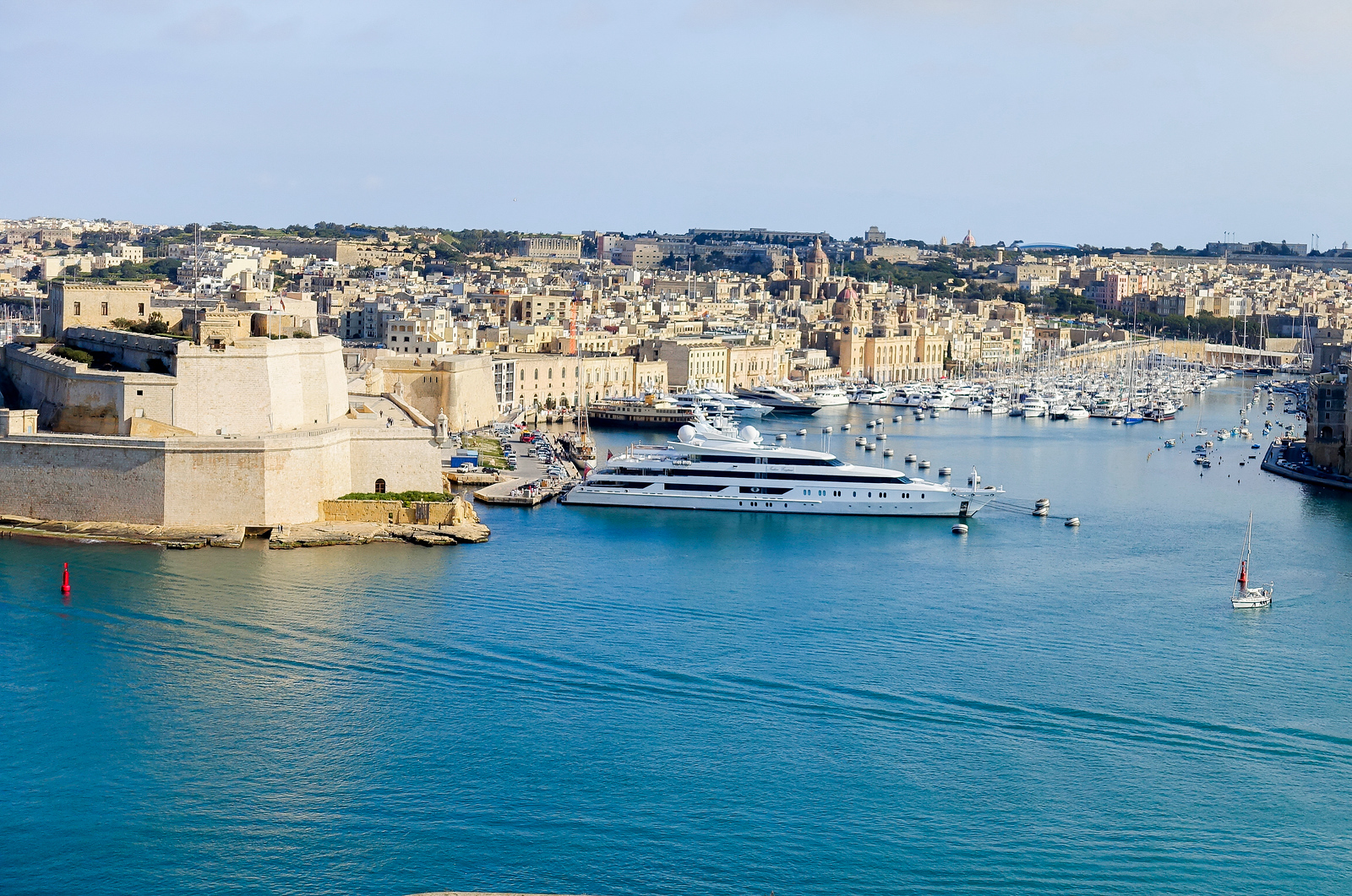 3 days in Malta - The Three Cities