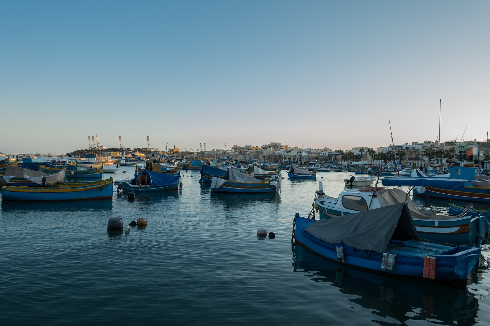 Marsaxlokk - The Famous Fishing Village in Malta