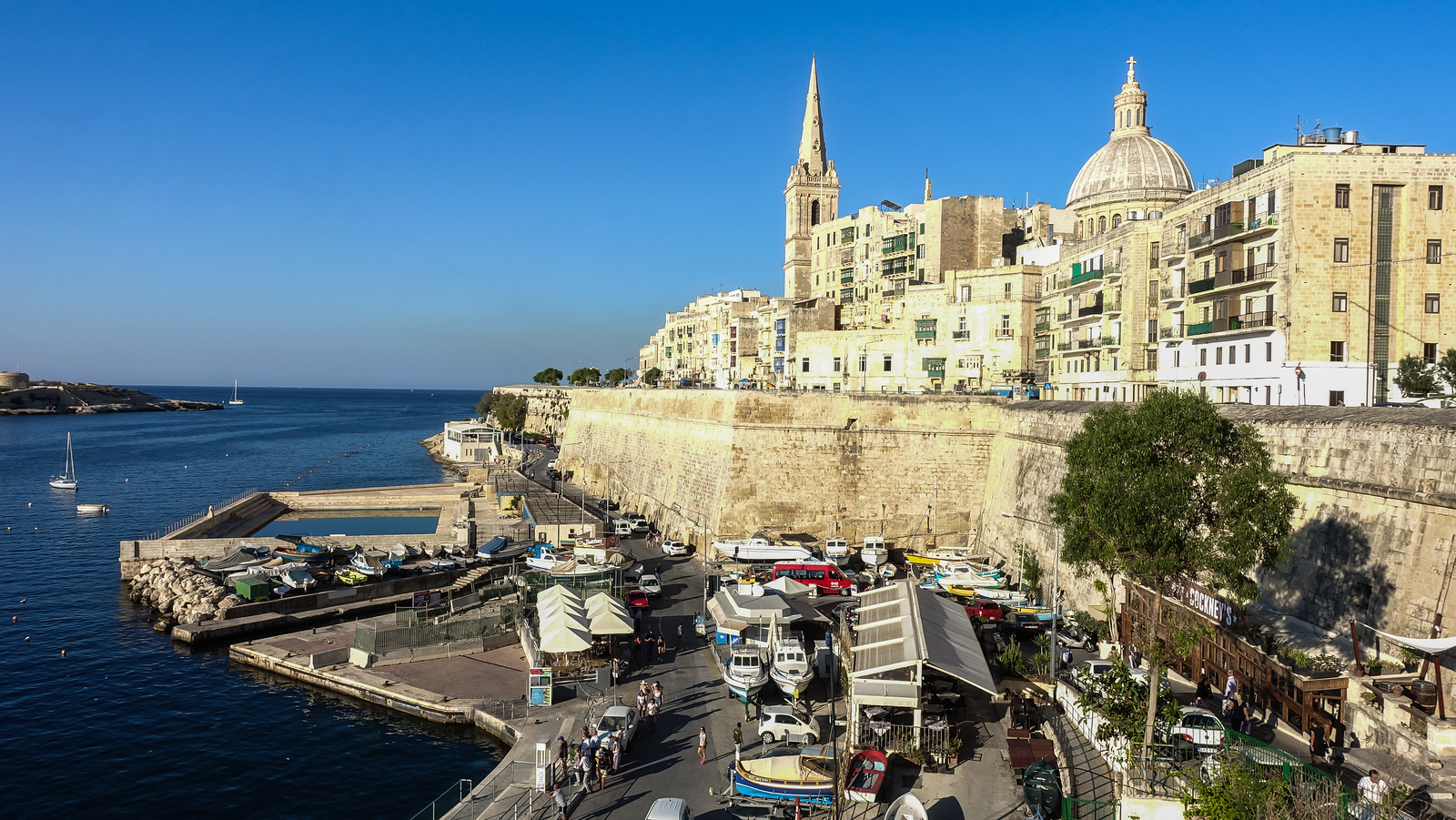 Things to Do in Malta - Valletta