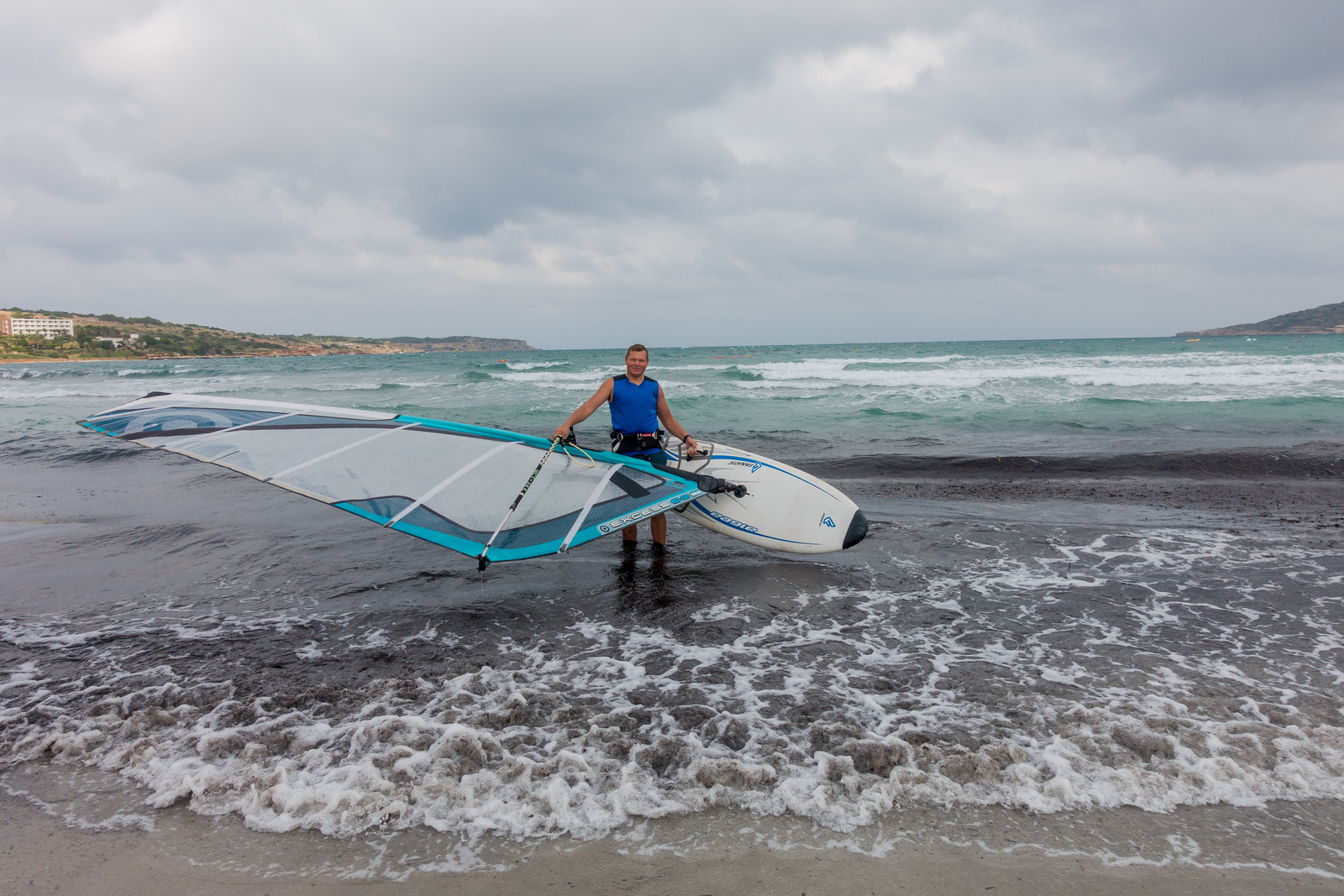 Things to Do in Malta - Windsurf