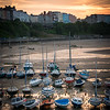 Tenby, Pembrokeshire, South Wales, UK
