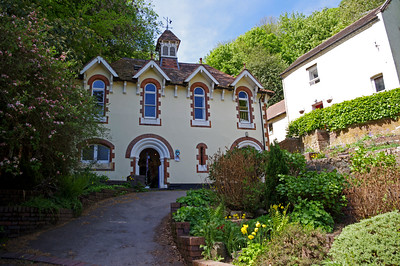 Holy Well building, Malvern.
