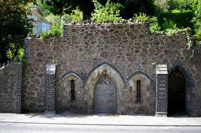 Gothic Well, Malvern.