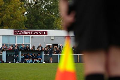 Malvern Town v. Worksop Town, FA Vase 1st round, 22/10/2016