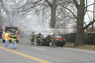 Car Fire 3-12-11