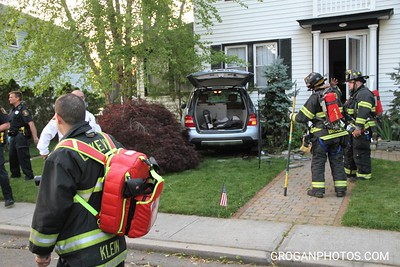 Car into House Weber Ave 6/1/16