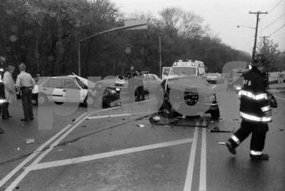Fatal MVA 5-8-92 on Rockaway Pkwy