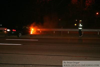 MVA W/Fire Southern State Prky 11/18/11