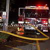 Malverne F D  Basement Fire 1201 Hempstead Ave  10-2-11-14