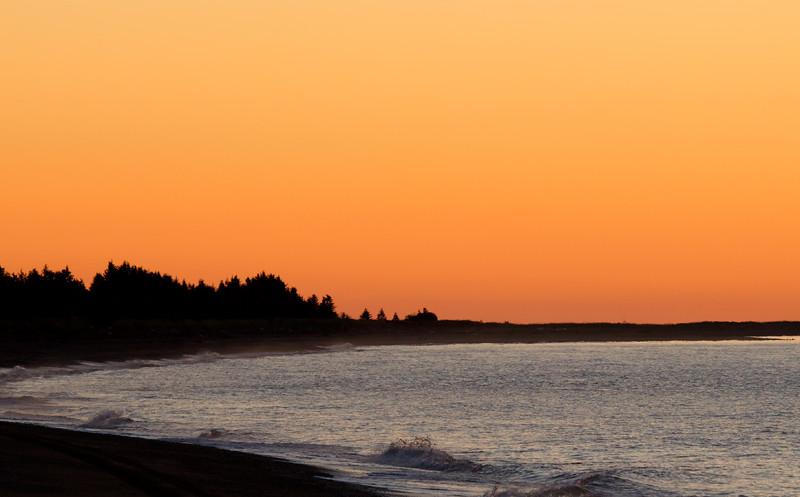 Sunrise Cook Inlet/Lake Clark N.P.