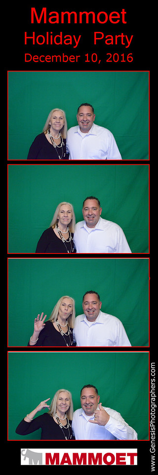 Mammoet USA Louisiana Holiday Party 2016