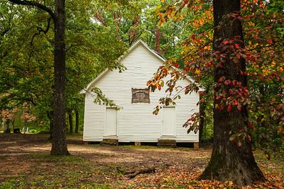 Mammoth Cave Baptist Church