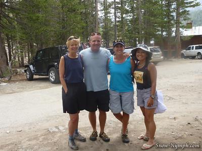 2013 (July 22) Kayaking and Paddleboarding at Lake Mary
