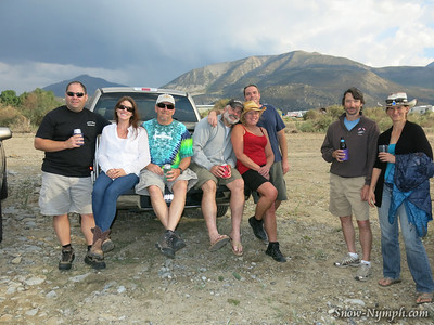 2013 (July 4) Crowley Lake Fireworks and BBQ
