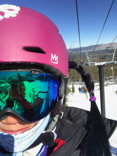 2017-12-07   Solo riding the first hour