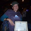 2017-11-15   Her name was called out two more times during the raffle. Mammoth shirt and hat, and then a certificate for 2 nights at Juniper Springs!