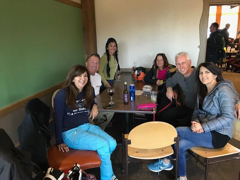 2017-11-10  Patty, Chris, Cori, Kathy, Doug and Tracy