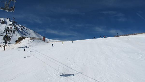 Mammoth Ski w. Jim 2015