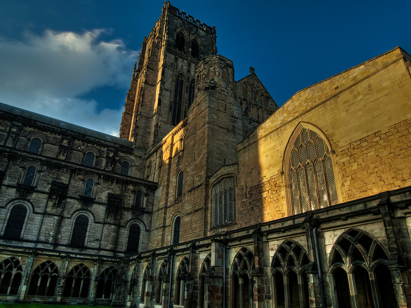 Durham Cathedral HDR7