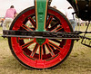 Pickering Traction Engine Rally - The Wheel