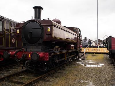 Railfest 2012 York NRM