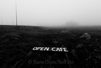 Open Cafe?