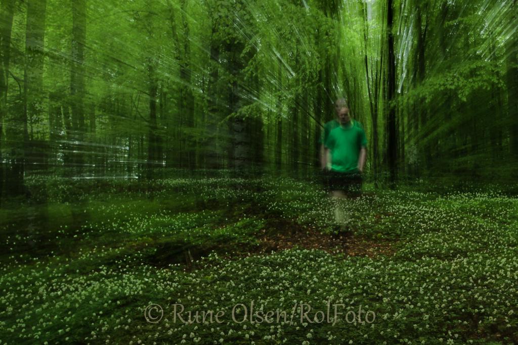Ut i det grønne...