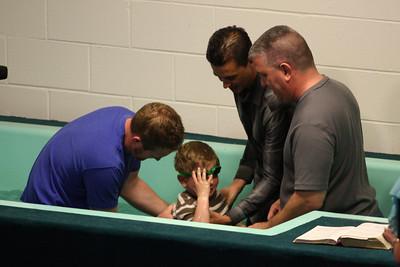 Baptism June 9th 2013