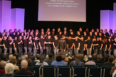 Lee Campus Choir
