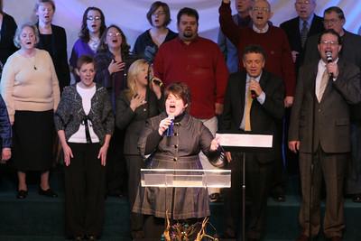 Sunday Service 2.22.2009