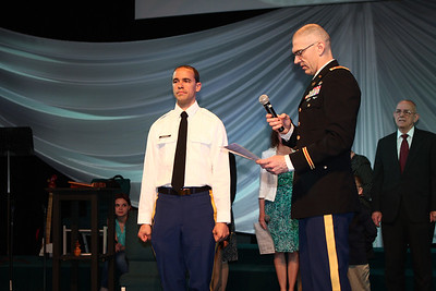 Commissioning of Kevin Moses