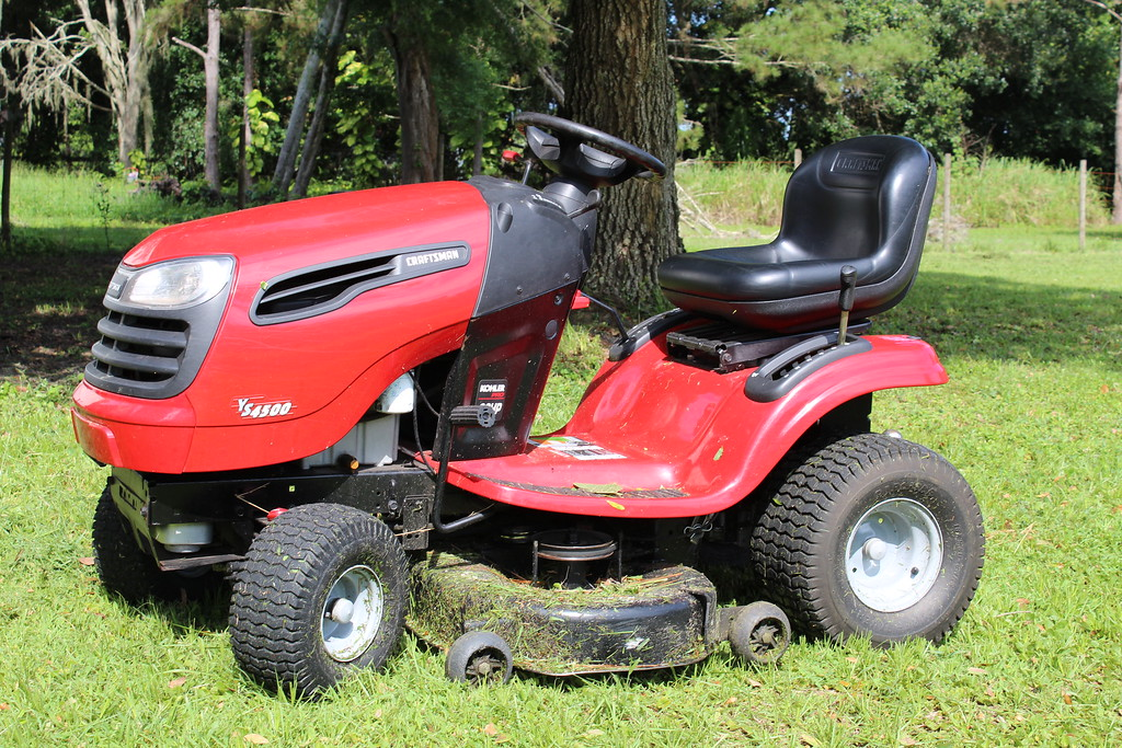 lawn tractors which one is the keeper bob is the oil guy rh bobistheoilguy com craftsman ys 4500 parts manual