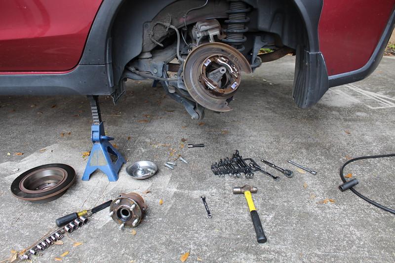 Humming noise from the back - Club Crosstrek | Subaru XV Crosstrek