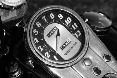 1955 FL Panhead