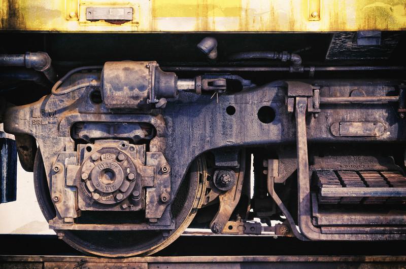 Locomotive Rust