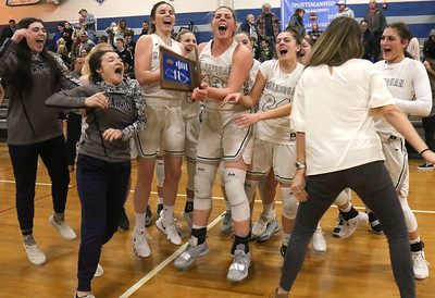 Manasquan girl's basketball v/s Rumson- Fair Haven in Manasquan, NJ on 3/5/19. [DANIELLA HEMINGHAUS | THE COAST STAR]