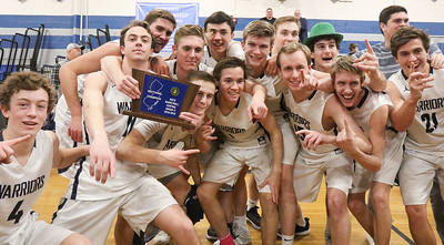 Manasquan boys basketball v/s Lincoln in Manasquan, NJ on 3/5/19. [DANIELLA HEMINGHAUS | THE COAST STAR]