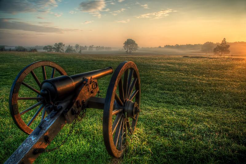 Canon Battlefield