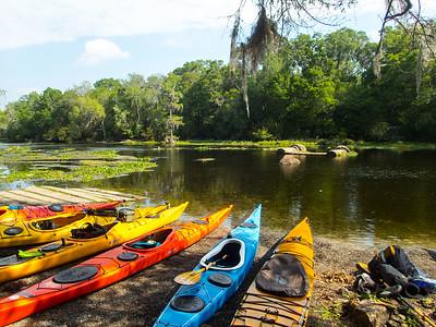 Manatee Springs and Cedar Key Florida