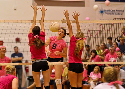 Hurricane Volleyball