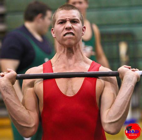 Weightlifting Team