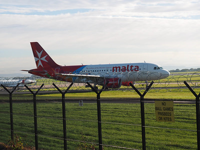 Manchester Airport 10-10-2016
