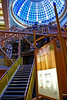 August 2011: The Royal Exchange Theatre was created from the reclaimed Cotton Exchange Building in central Manchester.