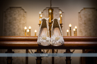 Bride wedding shoos photography
