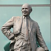 Sir Matt Busby Statue, Old Trafford