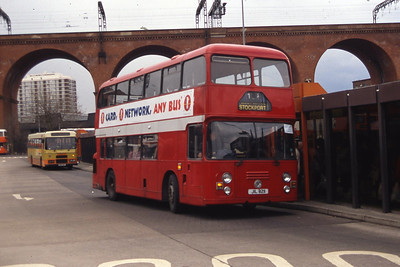 Bullock Cheadle JIL8211 Stockport Bus Stn Mar 96