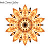 Fire Mandalas - Beautiful Mandalas Created from Photos of a Fire Pit