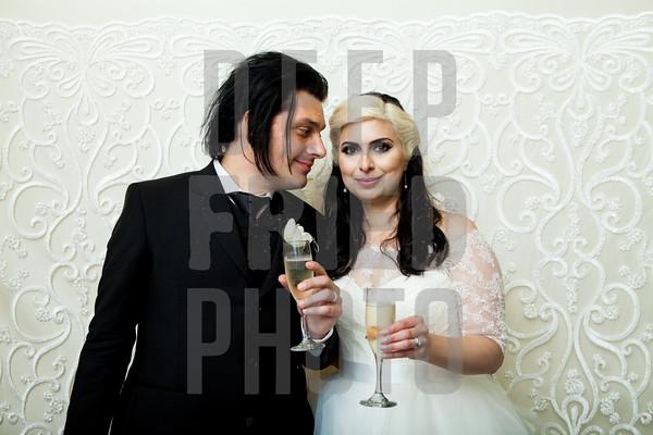 Mandana & Sean's Wedding Photobooth!
