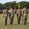 199th Infantry Brigade Change of Command