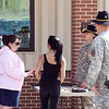 (FORT BENNING, Ga) Spouses of soldiers from the 2-16 and 3-16 CAV participate in the Spouses Spur Ride March 22, 2014 on FORT BENNING, Ga.